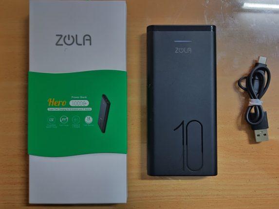 Powerbank Zola Hero